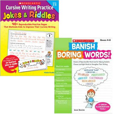 Teaching resources teacher express for ebooks binders supplies writing fandeluxe Choice Image