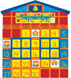 Classroom Decoration - Posters, Calendars, Bulletin Boards