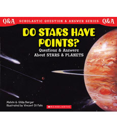 Scholastic Q & A: Do Stars Have Points?