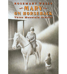 Mary on Horseback