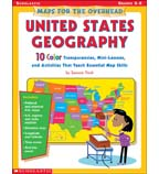 Maps for the Overhead: United States Geography