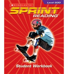 Sprint Reading Upper Elementary Level 600 Student Workbook