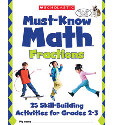 Must Know Math: Fractions