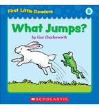 First Little Readers: What Jumps? (Level B)