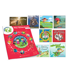 Knowledge Quest! Read-Aloud Collection: Celebrate Earth Day Every Day!