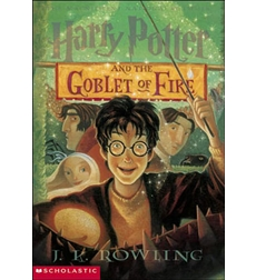 Harry Potter and the Goblet of Fire 9780439139601