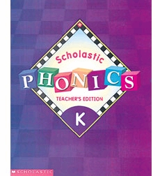 Phonics Workbook Level K - ELL Teacher's Guide
