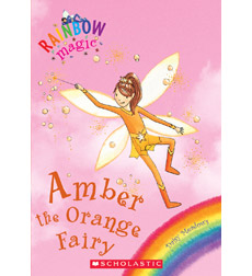 amber the orange fairy book review