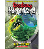 Goosebumps Horrorland: Creep from the Deep
