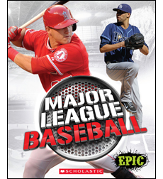 Major League Baseball 9780531211601