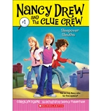 Nancy Drew and the Clue Crew: Sleepover Sleuths