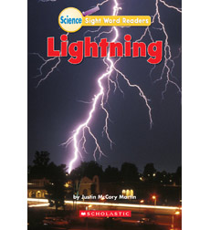 Science Sight Word Readers: Lightning