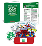 Guided Reading Text Types: Level A