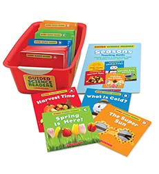 Guided Science Readers Super Set: Guided Science Readers Super Set: Seasons