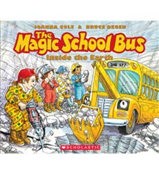 The Magic School Bus® Inside the Earth