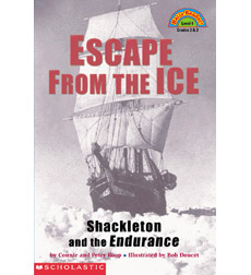 Hello Reader!® Level 4: Escape from the Ice