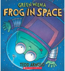 Green Wilma: Frog in Space