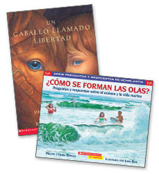 Take Home Book Pack Spanish Grade 5