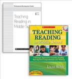 Teaching Reading Middle School Professional Book Bundle