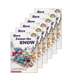 Guided Reading Set: Level E – Here Comes the Snow!