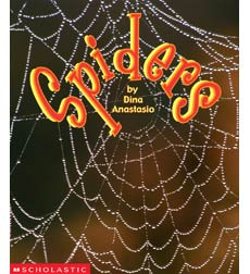 Spiders 9780439351003
