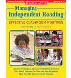 Managing Independent Reading: Effective Classroom Routines
