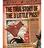 True Story Of The 3 Little Pigs, The