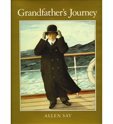 grandfathers journey by allen say essay Grandfather's journey [allen say] on amazoncom free shipping on qualifying offers when he was a young man, allen say's grandfather left his home in japan to.
