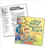 The Boy Who Wouldn't Share - Literacy Fun Pack Express