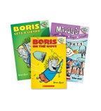 Branches Early Chapter Books Grades 1-2