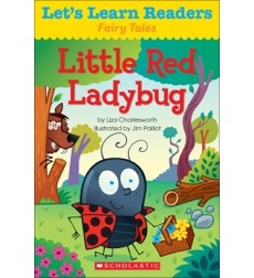 Let's Learn Readers: Little Red Ladybug