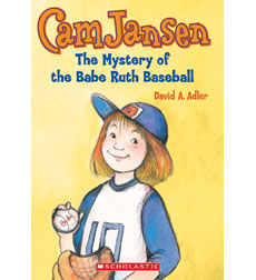Cam Jansen Mysteries: The Mystery of the Babe Ruth Baseball