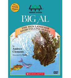 Image of Big Al - American Sign Language edition