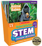 SuperScience STEM Instant Activities: Grades 1-3