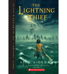 Percy Jackson & the Olympians: The Lightning Thief 9780439861304
