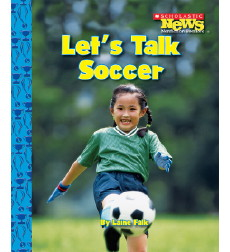 Let's Talk Soccer