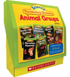 Science Vocabulary Readers: Animal Groups