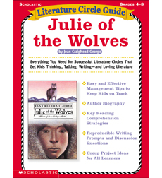 Literature Circle Guide: Julie of the Wolves