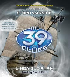 39 Clues, The Book Nine: Storm Warning