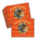 Guided Reading Set: Level A – Animals! Animals!