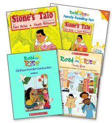 Read and Rise Child Care Conversations Kit English 2–5