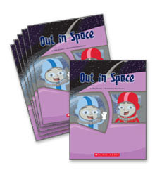 Guided Reading Set: Level I – Out in Space
