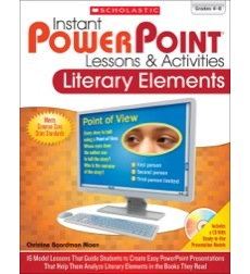 Instant PowerPoint® Lessons & Activities: Literary Elements