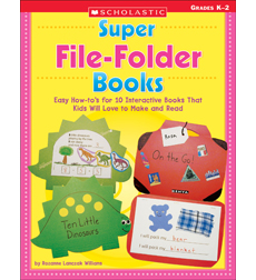 Super File-Folder Books