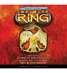 Infinity Ring 4: Curse of the Anicents (Library Edition)