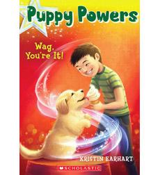 Puppy Powers: Wag, You're It!