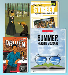 My Books Summer Intervention Packs Aligned to Read 180, Stage C , Level 1—Fiction