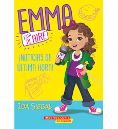 Emma is eager to solve mysteries with her in-depth journalism and become a famous reporter. All she needs is to find her first big story to catch her lucky break!