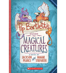 Pip Bartlett: Pip Bartlett's Guide to Magical Creatures
