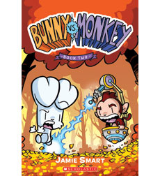Bunny vs. Monkey — Book Two